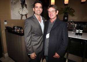 Andrew Sarich (Chairman) & Gary Adams – IF Launch