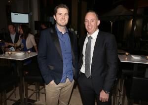 Clay Cook (Bonfire) & Brendan Parker