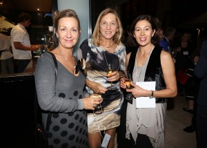 Kim Pervan (OPR), Christine Gleinster (Novotel Exmouth) & Jeanette Haselby (Roy HIll)